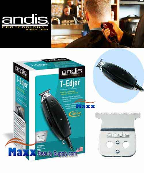 Andis #15430 T Edjer Hair Trimmer(Black)